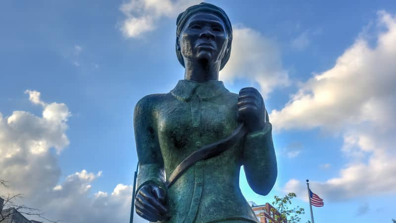 Harriet Tubman statue Image