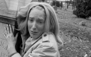 Judith O'Dea in Night of the Living Dead Image