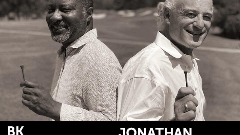 BK Fulton and Jonathan Blank, Interracial dialogue on racial matters Image