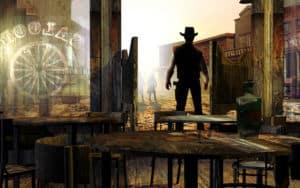 Western genre humor Image