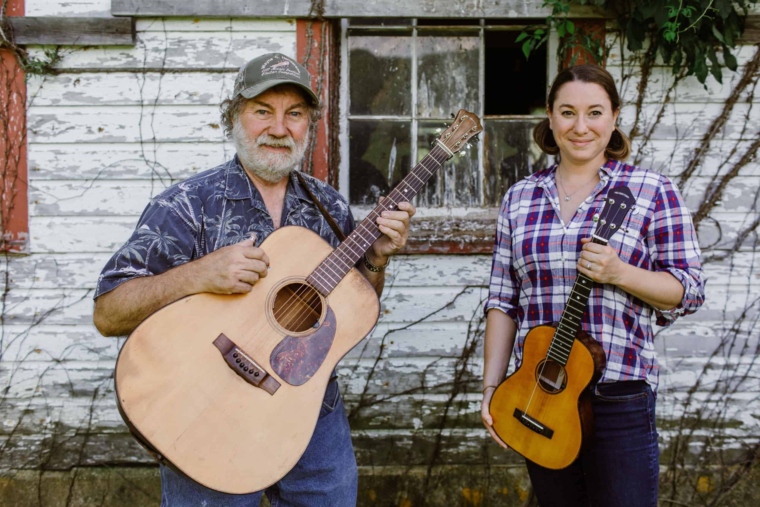 Virginia guitar makers, Wayne Henderson, Jayne Henderson