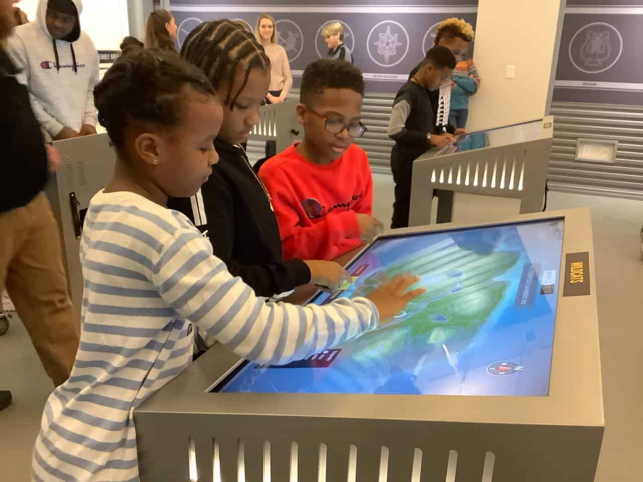National Museum of the United States Army Learning Lab