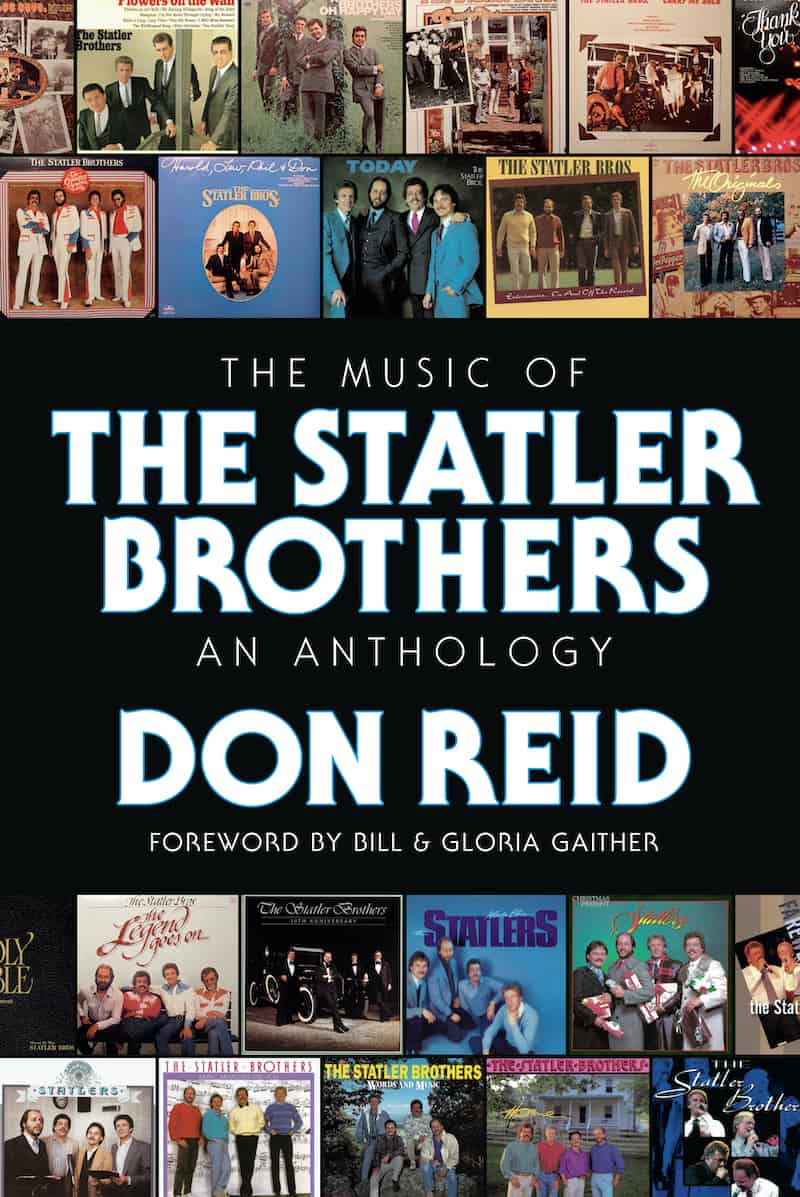 The Music of The Statler Brothers: An Anthology book cover