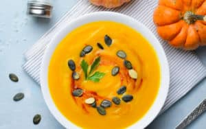 Eat pumpkin for good health Image