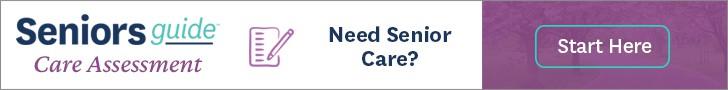 Seniors Guide senior care assessment ad