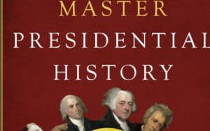 Master Presidential History book cover Image