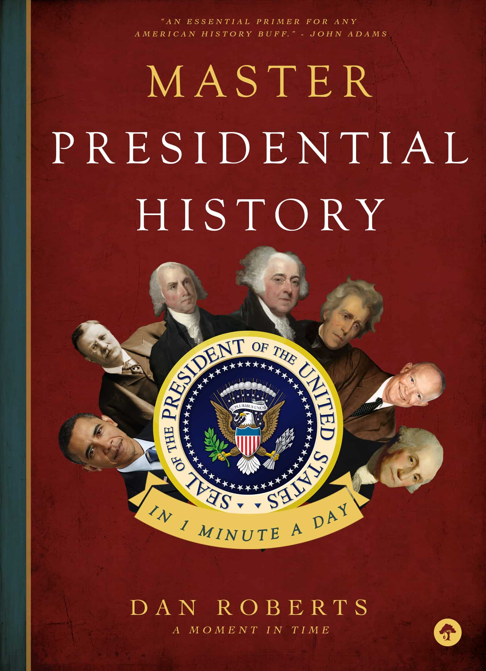 Master Presidential History book cover