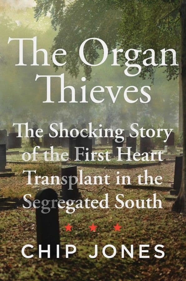 The Organ Thieves book cover