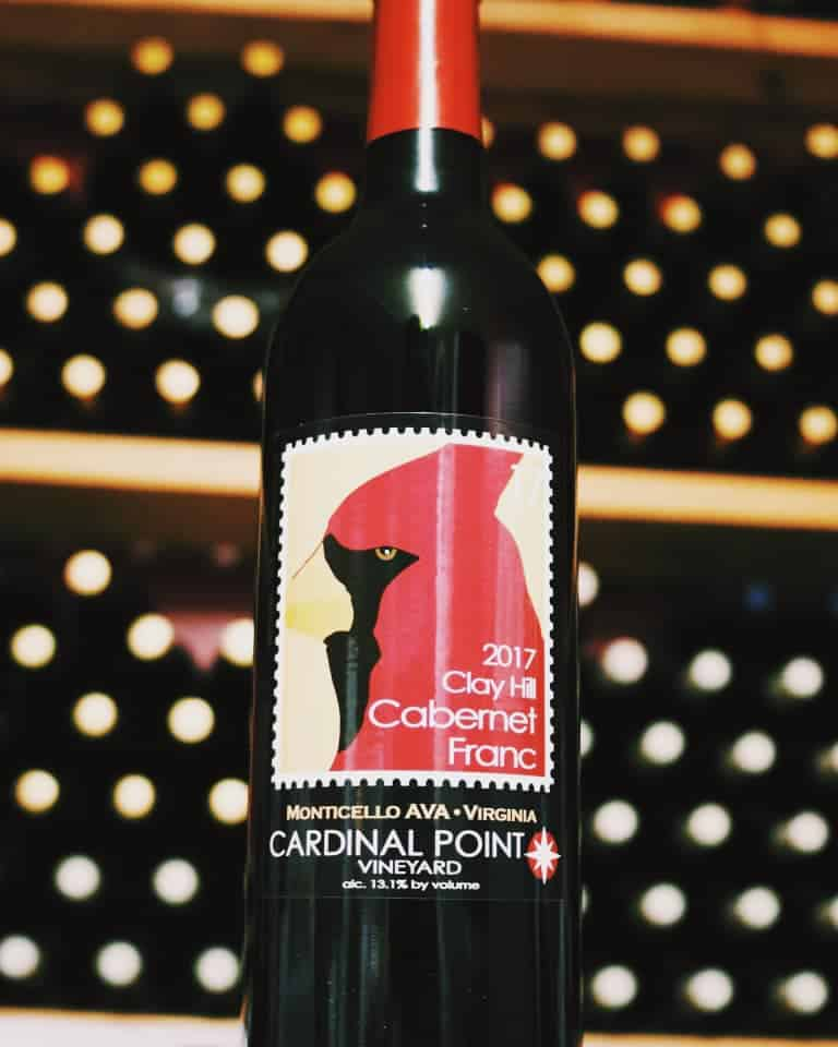 Cardinal Point Cabernet Franc