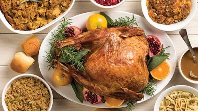 Web holiday turkey at Rouses Market, for Shrimp and Mirliton Dressing Recipe Image
