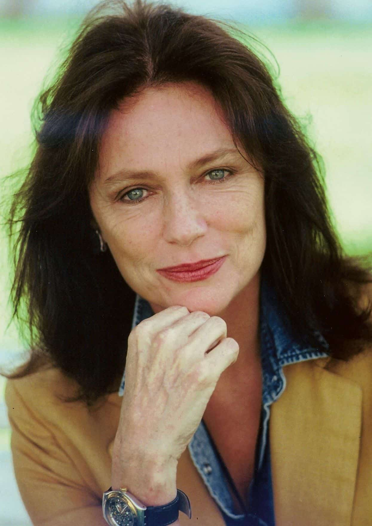 nostalgia and success for Jacqueline Bisset, recent headshot