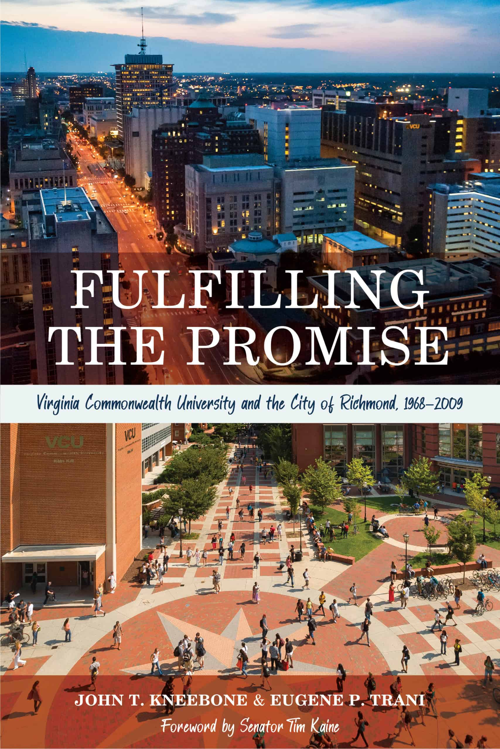 Fulfilling the Promise VCU Book Review - book cover
