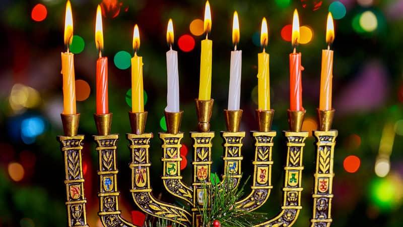 Kwanzaa Candles Image