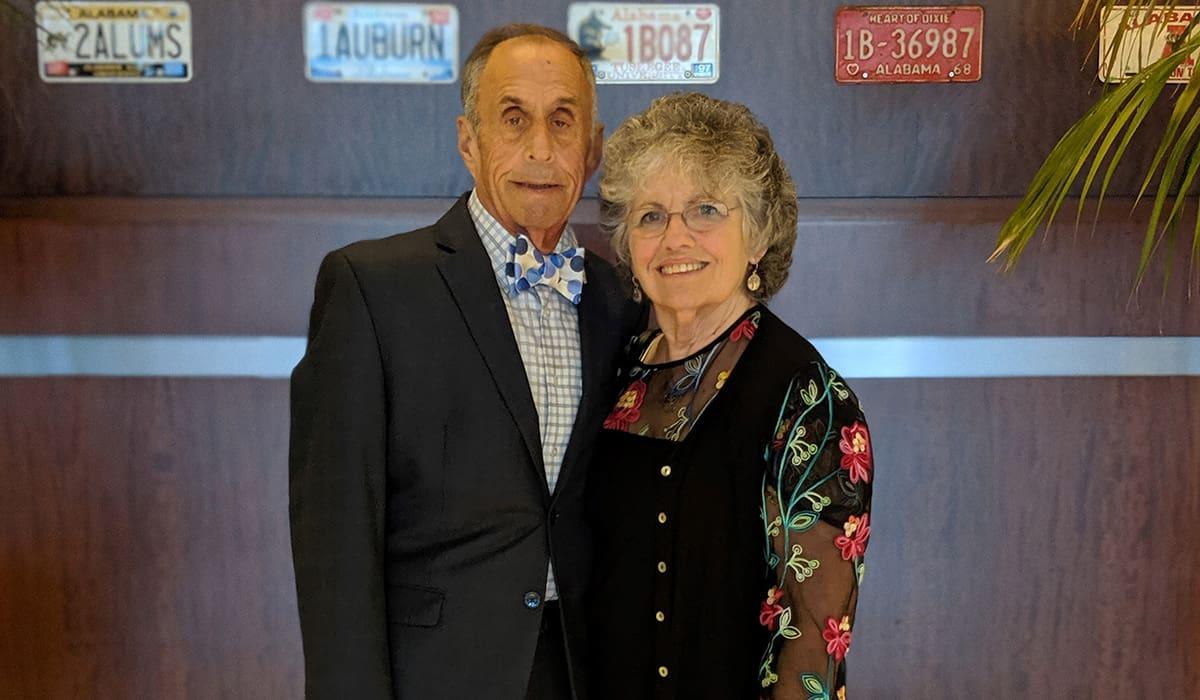 AmeriCorps Seniors RSVP volunteers Steve Delman and Ava Reinfeld