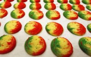 Ukrop's Rainbow cookies Image