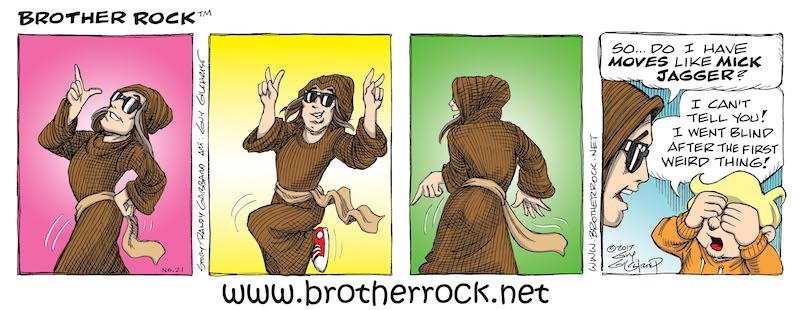 Brother Rock Comic #21