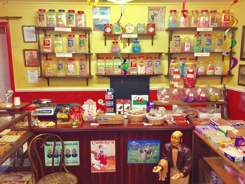 Sweet shop spurs memories of childhood and candy