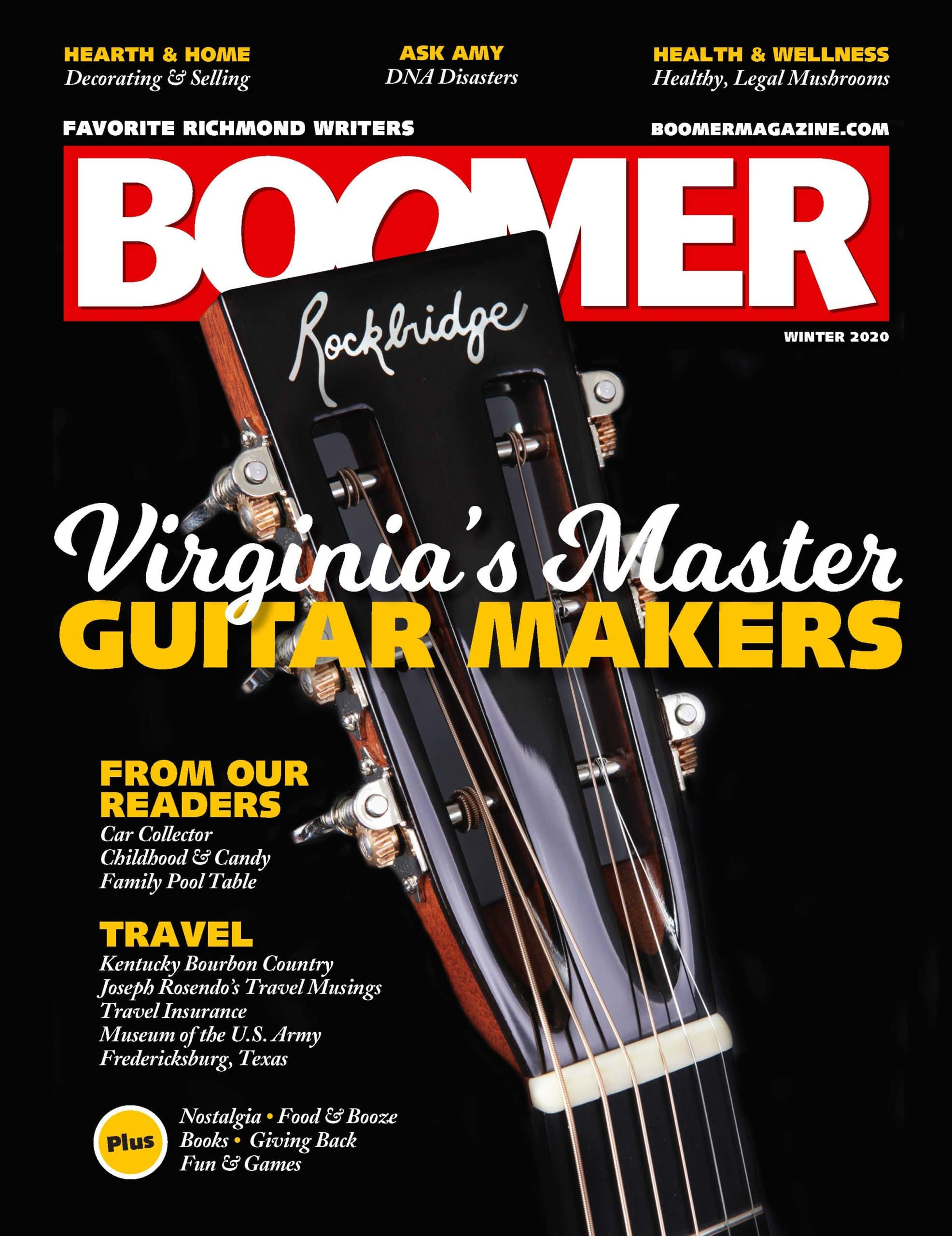 Boomer digital edition cover Winter 2021