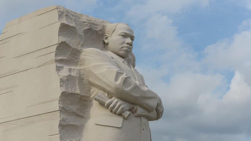 MLK Statue Image