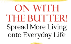 On with the Butter cover Image