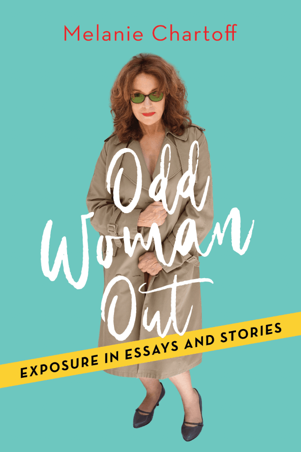 Melanie Chartoff's Odd Woman Out book cover