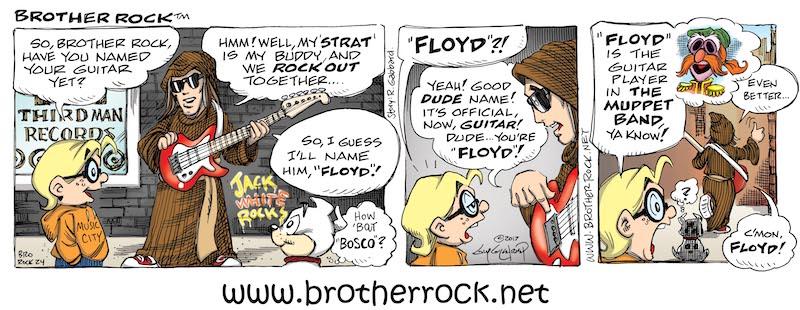 Brother Rock Comic #24