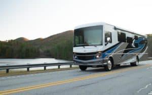 Presidential Road Trips in RVs Image