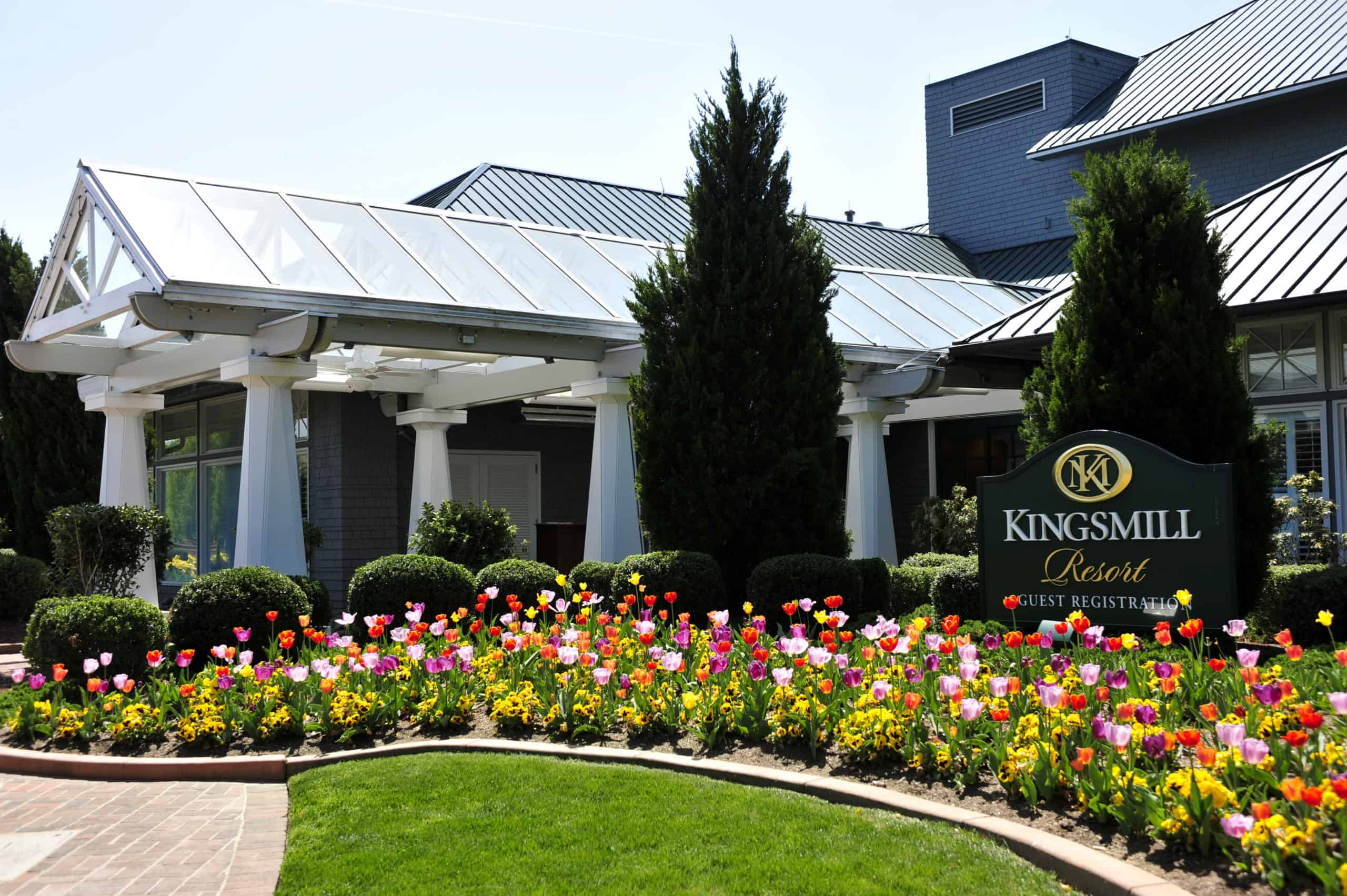 Kingsmill Resort in Williamsburg