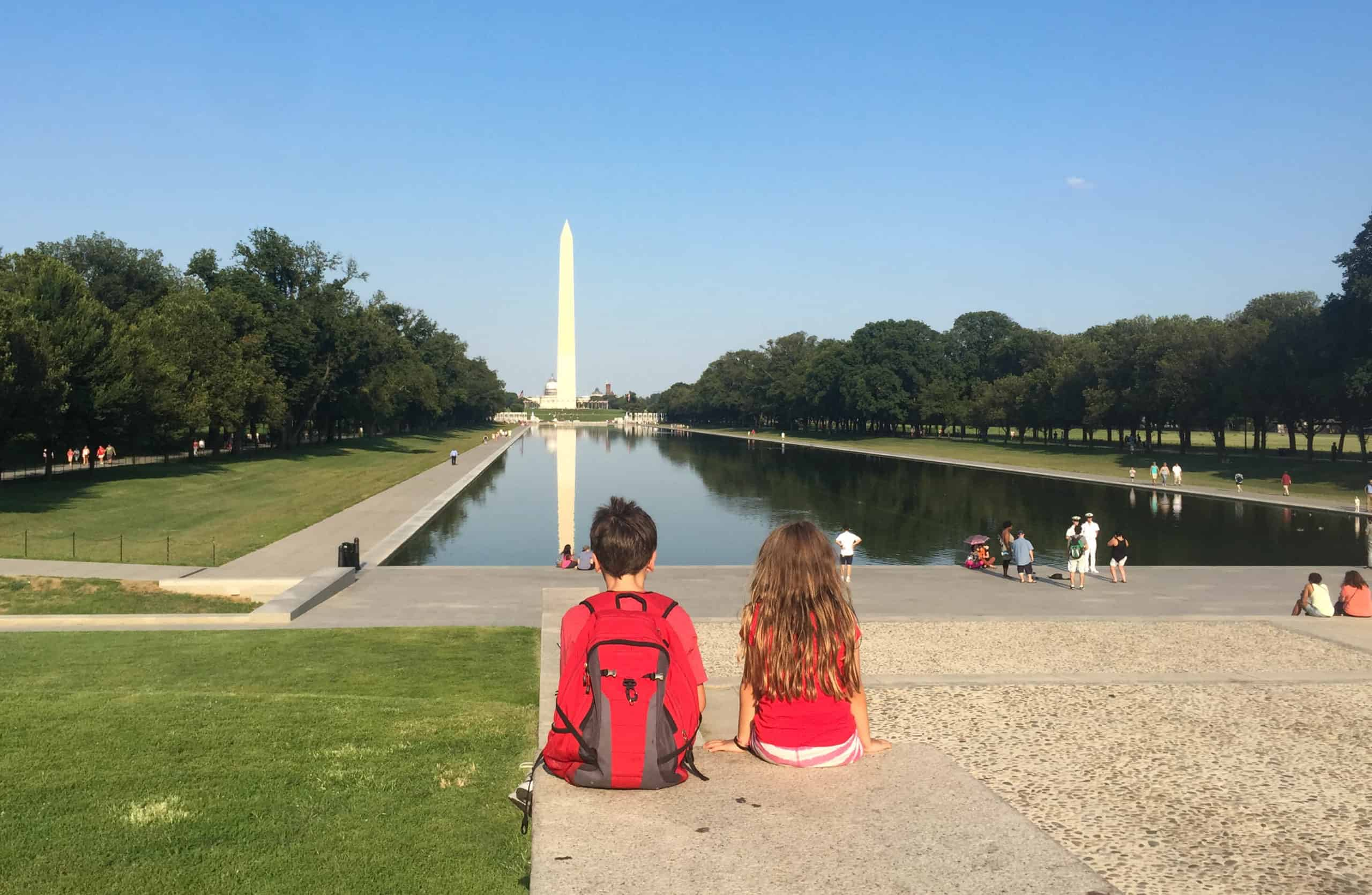 National Mall and Memorial Parks in D.C.
