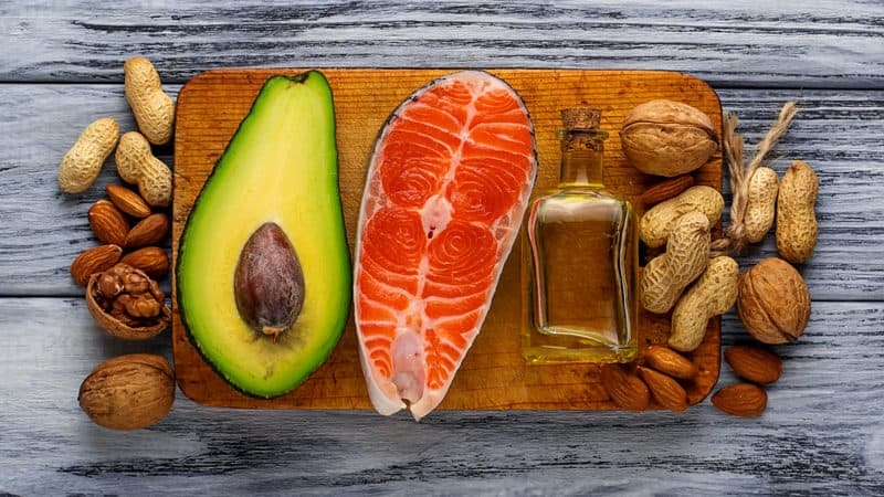 Here are some foods to swap for lower stress Image