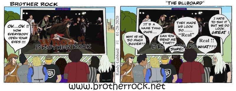 Brother Rock Musical Cartoon #27