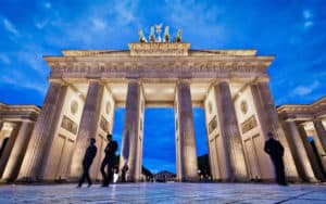 Berlin's Brandenburg Gate, for Rick Steves on Berlin Today Image