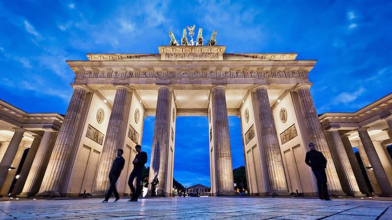 Berlin's Brandenburg Gate, for Rick Steves on Berlin Today Image