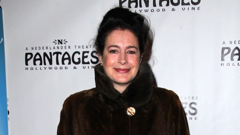 Sean Young at the Come Fly Away Premiere, Pantages, Hollywood, CA 10-25-11 Image