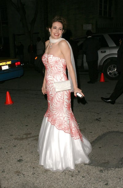 Sean Young in 2005 for article, Men Sabotaged Sean Young