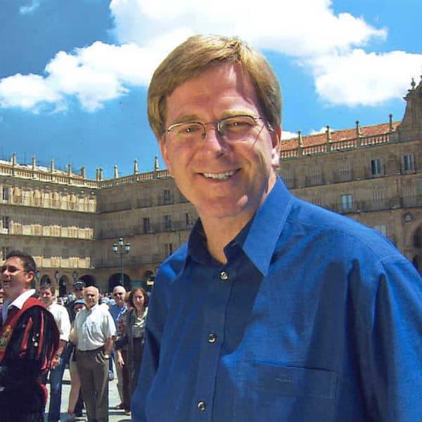 Rick Steves, travel writer