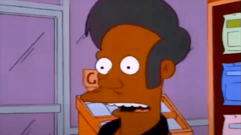 'The Simpsons' character Apu Nahasapeemapetilon - for Hank Azaria Apologizes for Apu Image