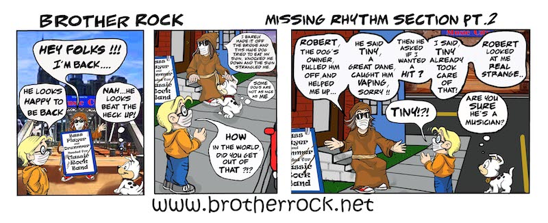 Brother Rock Musician Search 2