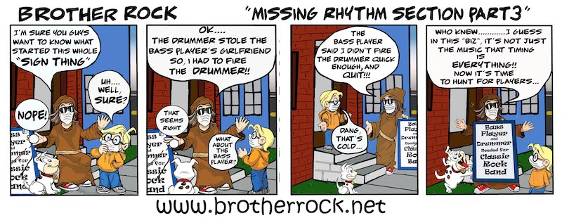 Brother Rock Musician Search 3