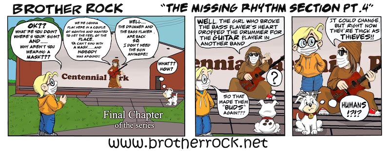 Brother Rock Musician Search 4