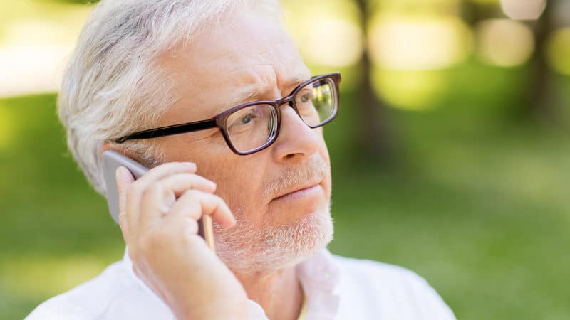 Man sad when he realizes potential flame is no longer Image
