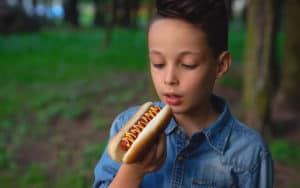 Fat Kid Sandwiches hot dog Image