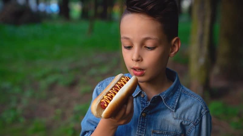 Fat Kid Sandwiches hot dog Image