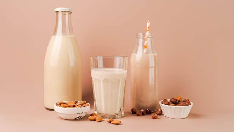 Plant-based milk Image