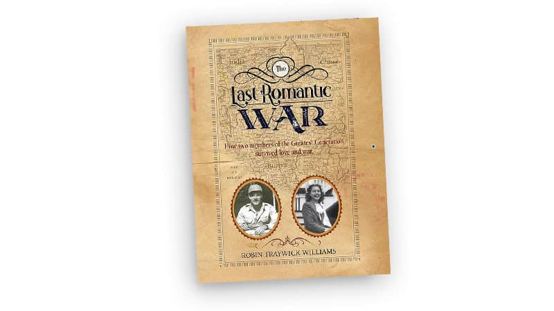 Book cover for 'The Last Romantic War' book review Image