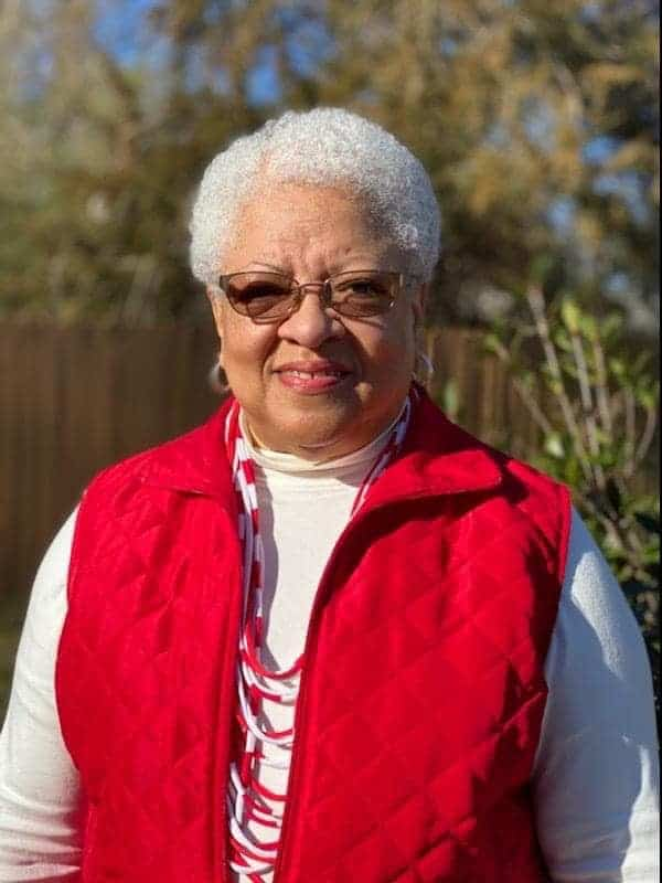 Blanche Moore, 2021 Henrico Christmas Mother