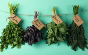 Keep your herbs fresh by drying them Image