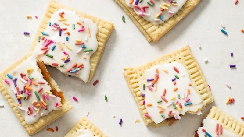 Strawberry Pop Tarts Image
