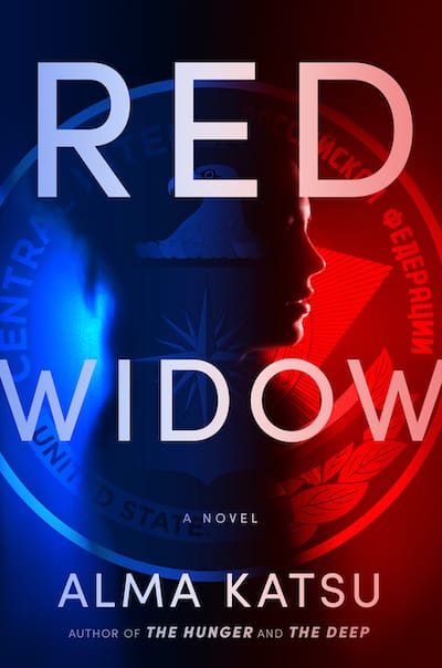 Book cover of Red Widow, by Alma Katsu. Katsu contributes her tips for starting again