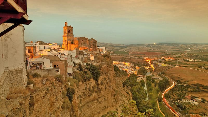 """Arcos, Spain, where locals """"see the backs of the birds as they fly."""" CREDIT: Dominic Arizona Bonuccelli, Rick Steves' Europe. For history and culture of Arcos in Spain Image"""